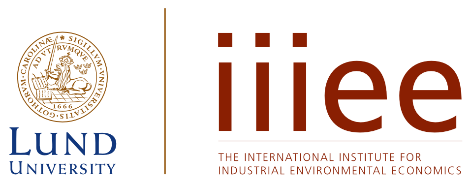 International Institute for Industrial Environmental Economics (IIIEE)